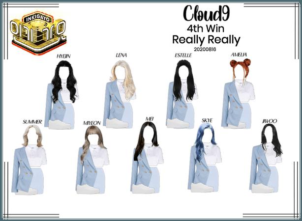 Cloud9 (구름아홉) | Inkigayo | 20200816