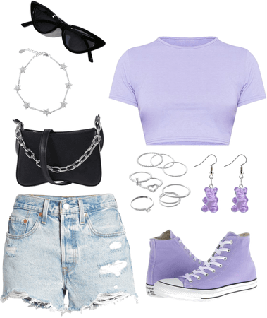 purple 💜💜💜