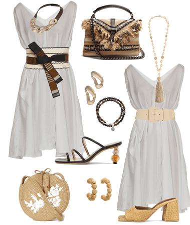 Whitelock dress