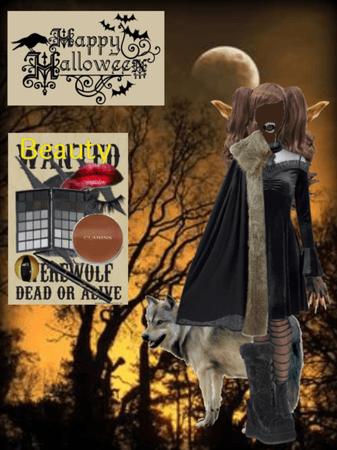 Werewolf Maiden