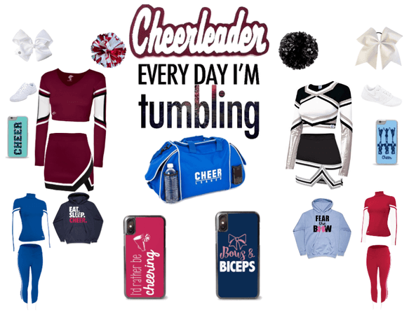 my bffs cheer outfits