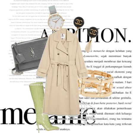 trench-coat 🤎🤍