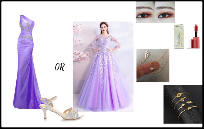 Ender's Prom Dress Idea