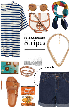 Get The Look: Summer Stripes