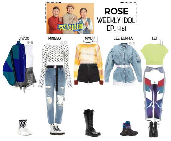 {RoSE} Weekly Idol Ep. 461
