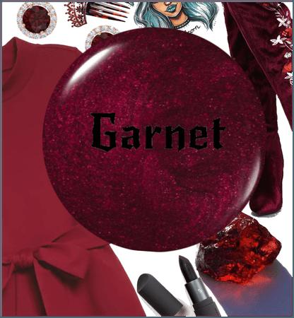 Capricorn, Garnet Queen