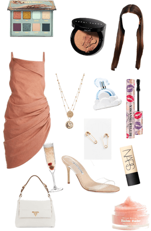 fancy party outfit