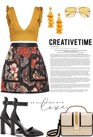 #creativetime