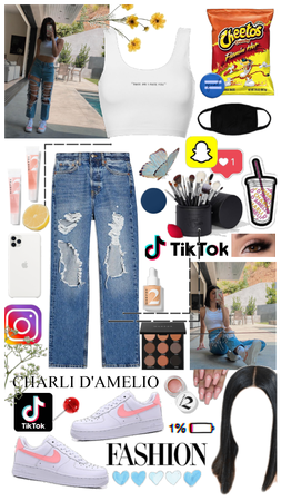Charli Queen Outfit