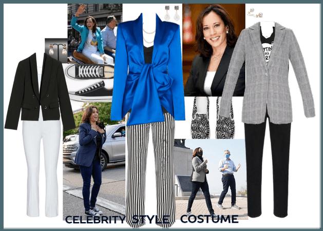 #celebritystyle Kamala Harris