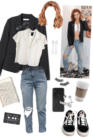 Amanda Steele (Inspired outfit) #2