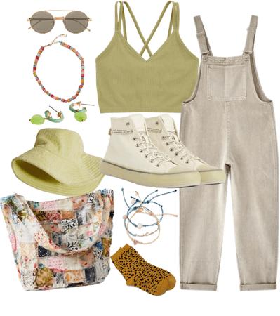 VSCO beach girl