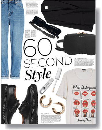 60 second style: graphic tee