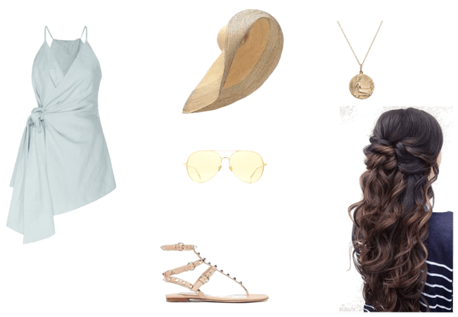 Character- Aurelia Cordwell-Harding - Beach Party