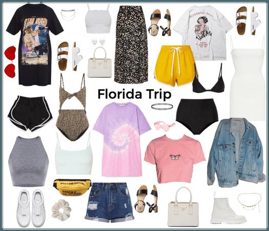 Lauren's Trip to Florida