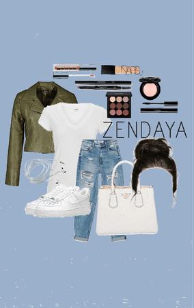 Street Style : Zendaya