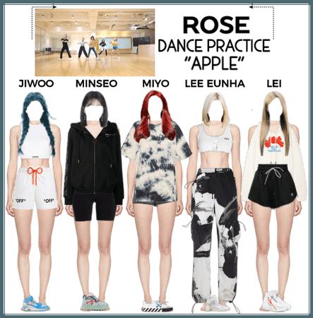 "{RoSE} ""Apple"" Dance Practice"