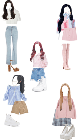 [ pink & blue baby concept ] #10