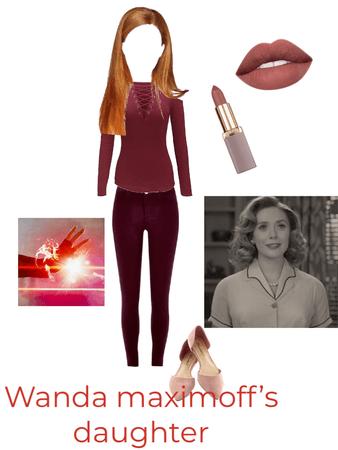 Wanda maximoff's daughter
