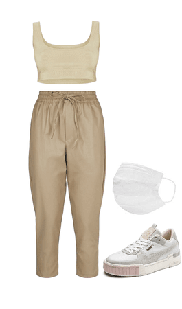 Beige is the new black!