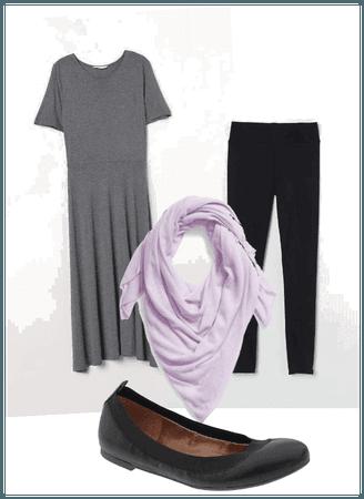 Minimalist closet #6
