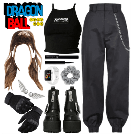 Dragon Ball Inspired