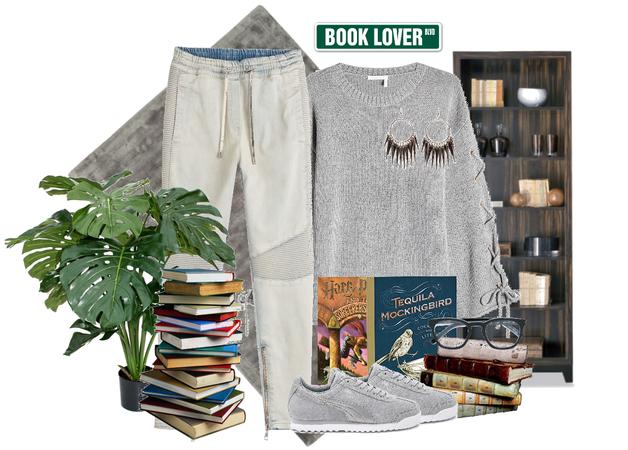 Books Are For Adventure