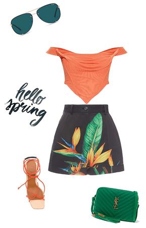 Tropical Spring Break