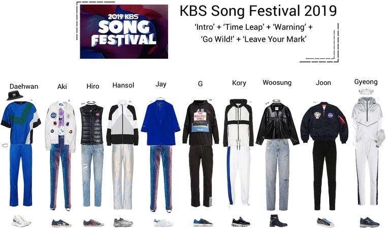 Lynx//KBS Song Festival 2019
