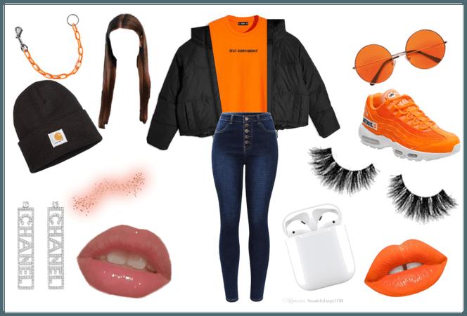 halo orange