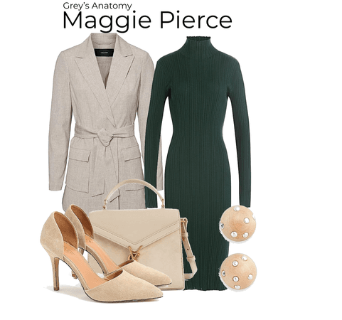 grey's anatomy- Maggie pierce