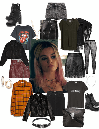 Maeve Wiley Inspired