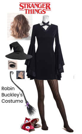 Robin Buckley's Costume for Tina's Party | Fanfic