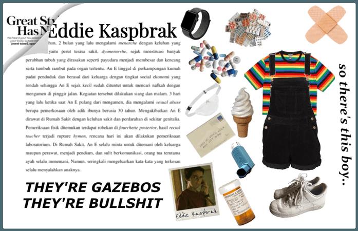 Eddie Kaspbrak