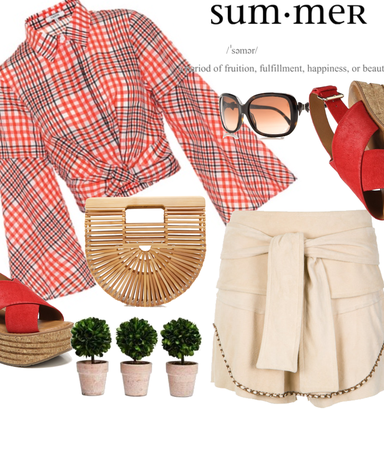 Summer outfit Idea#1 #ootd