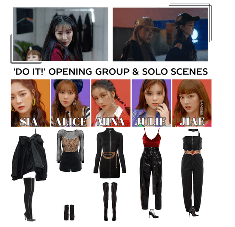 [HEARTBEAT] 'DO IT!' OPENING GROUP + SOLO SCENES