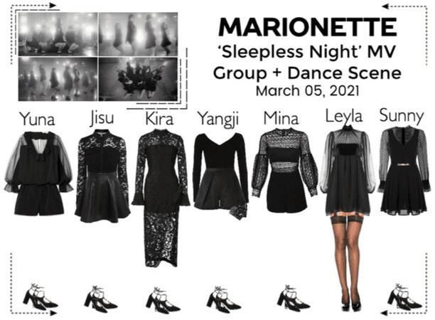 마리오네트 (MARIONETTE) - 'Sleepless Night' Music Video