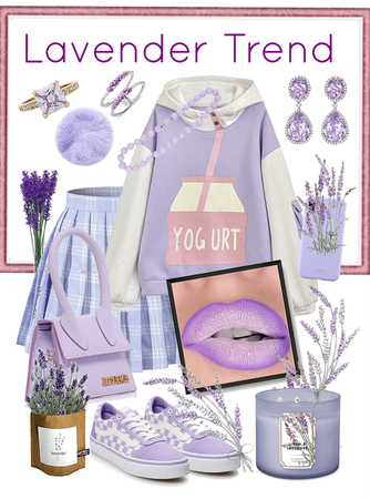 Best Trend of 2019 - Lavender Tones