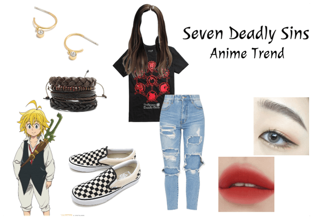 Seven Deadly Sins | Anime Trend