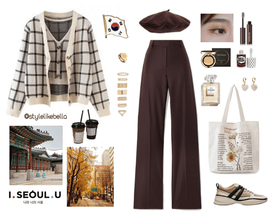 South Korea inspired outfit