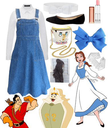 Modern Belle on the town