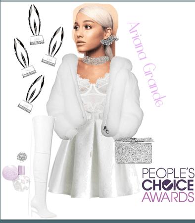 Ariana Grande People's Choice Awards Prediction!