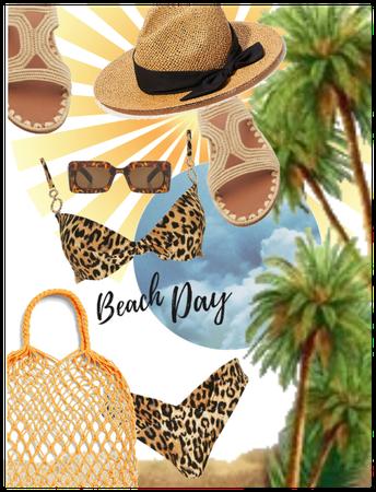 beach day style