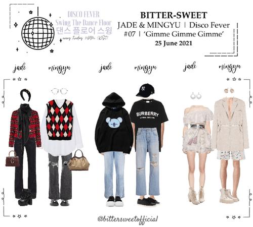BITTER-SWEET 비터스윗 (JADE) Disco Fever