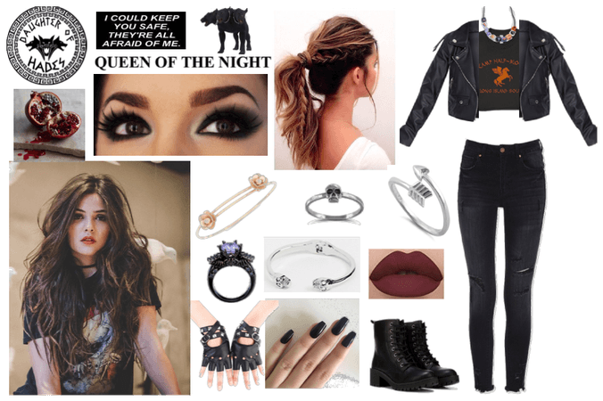 Daughter of Hades (Percy Jackson)
