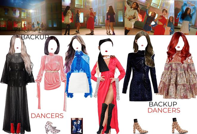 SEÑORITA | DANCE SCENE #2 | KEELIE X BAD BUNNY