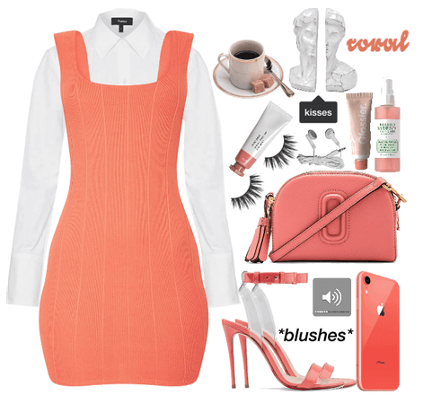 Colour of the Year; Coral