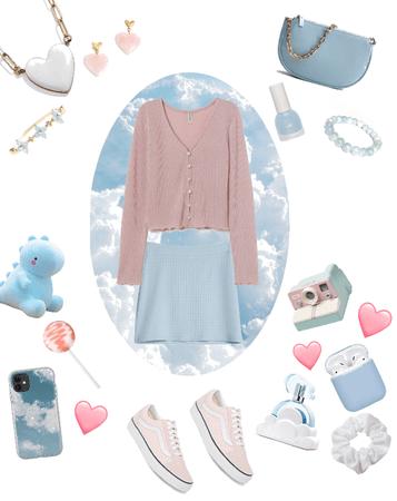 soft cotton candy✨