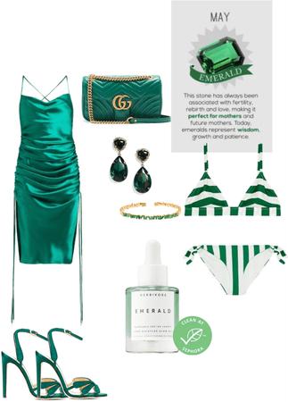 May Birth Stone Emerald