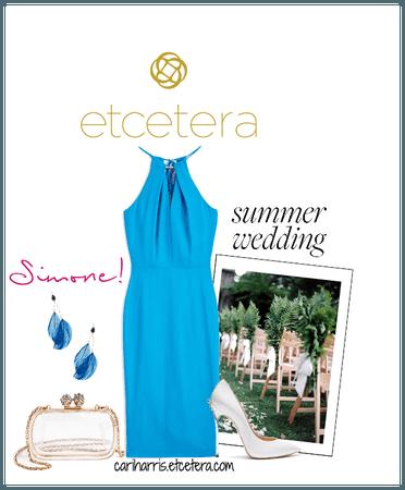ETC Summer 2019: Simone Dress